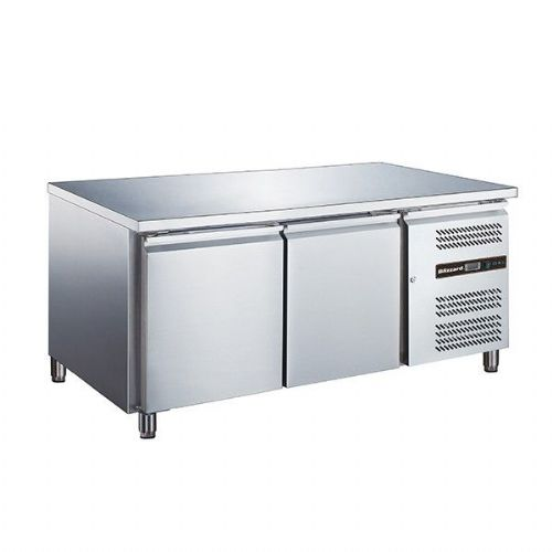 Inomak SNC2 2 Door Low Height 650Mm Snack Counter 214L